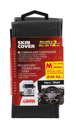 Nero coprivolante elasticizzato Ø 44//46 cm Camion M Skin-Cover
